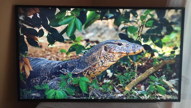 Smart TV LG 60 cali. 4k, zamiana na laptopa