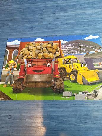 Puzzle max 24 Bob budowniczy