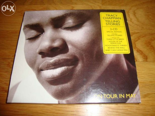 Vendo CD Tracy Chapman - Telling Stories