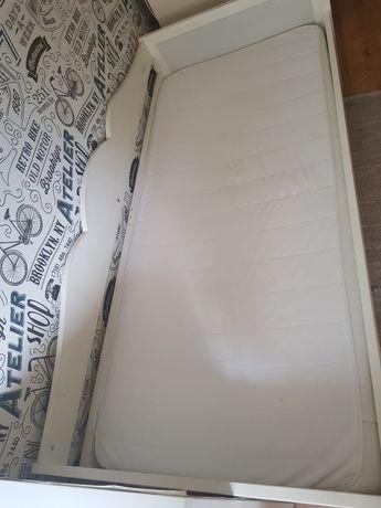 Łóżko z materacem Ikea 155/75