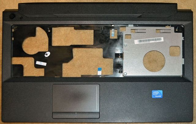 Ноутбук Lenovo B590 по запчастям.