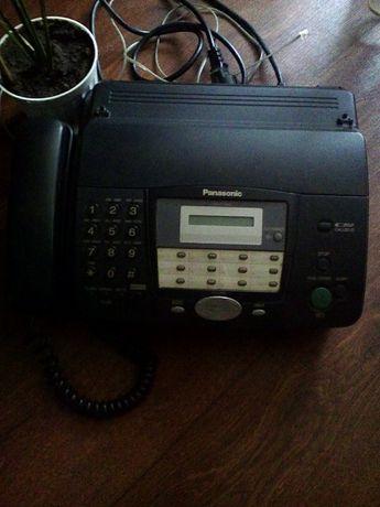 Телефон-факс Panasonic KX-FT902UA