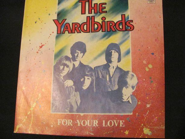 "Винил The Yardbirds ""For your Love"". LP. и др."