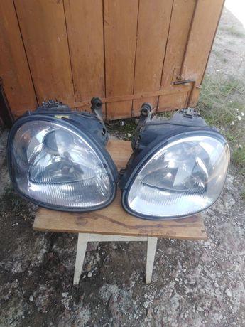 Фара, правая и левая форд скорпио 2