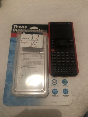 Calculadora gráfica TEXAS TI-nspire II-T Cas