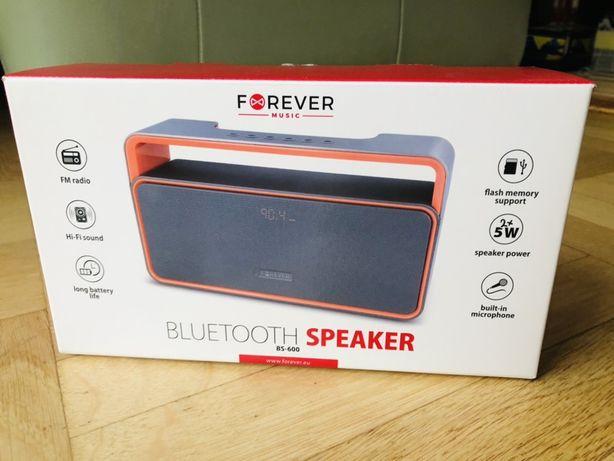 Głośnik Bluetooth z radiem Forever Music