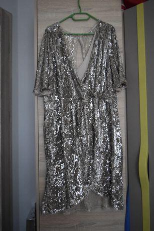 Sukienka Cekinowa ASOS