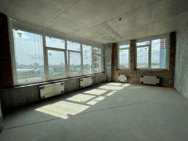 САмая выгодная по цене 3Ком 87м2 на 16 этаже в Манхеттен сити