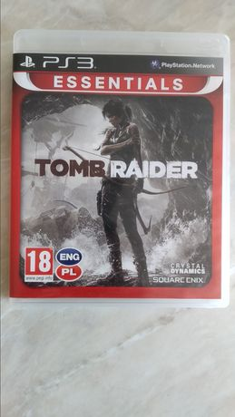 Gra Ps3 Tomb Raider