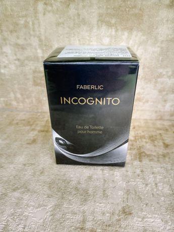 Туалетная вода для мужчин Incognito Инкогнито парфюм мужской Фаберлик