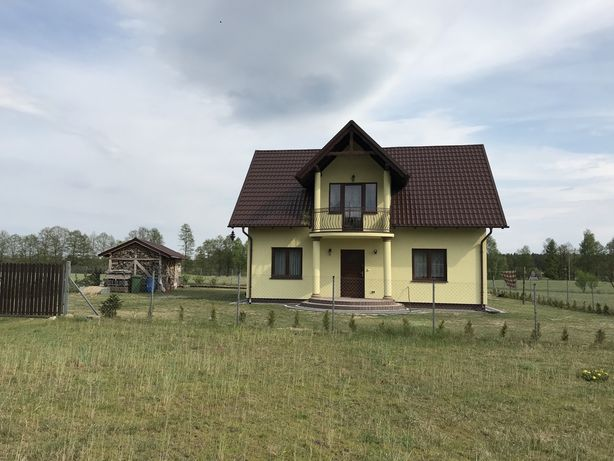 Dom całoroczny - Bory Tucholskie
