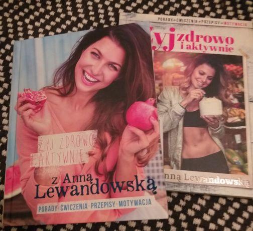 Anna Lewandowska, żyj zdrowo i aktywnie