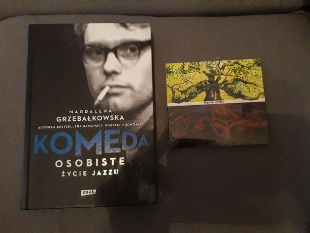 Jazz książka i płyta