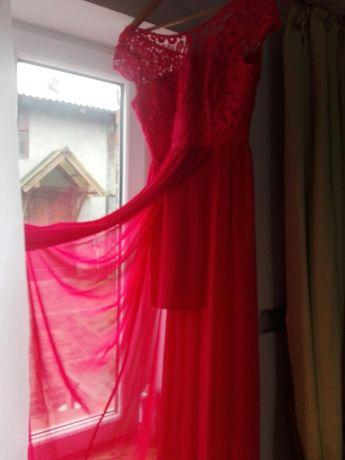 Sukienka długa .