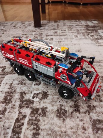 Lego Technic 42068 Straż Pożarna