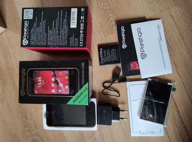 Prestigio PAP 4040 DUO smartfon, 2 karty SIM