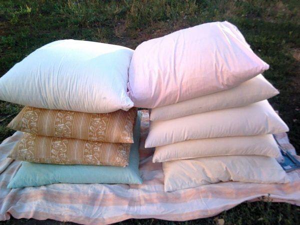 Купую старі подушки Тернополь - изображение 1