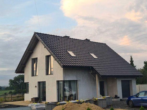 Rezerwacja do 24.09 Dom +  (budynek gospodarczy) na sprzedaz ! 1 ha