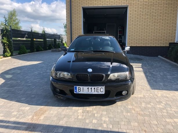 BMW 330i coupe 2002