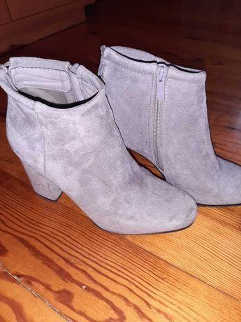zamszowe buty roz 37