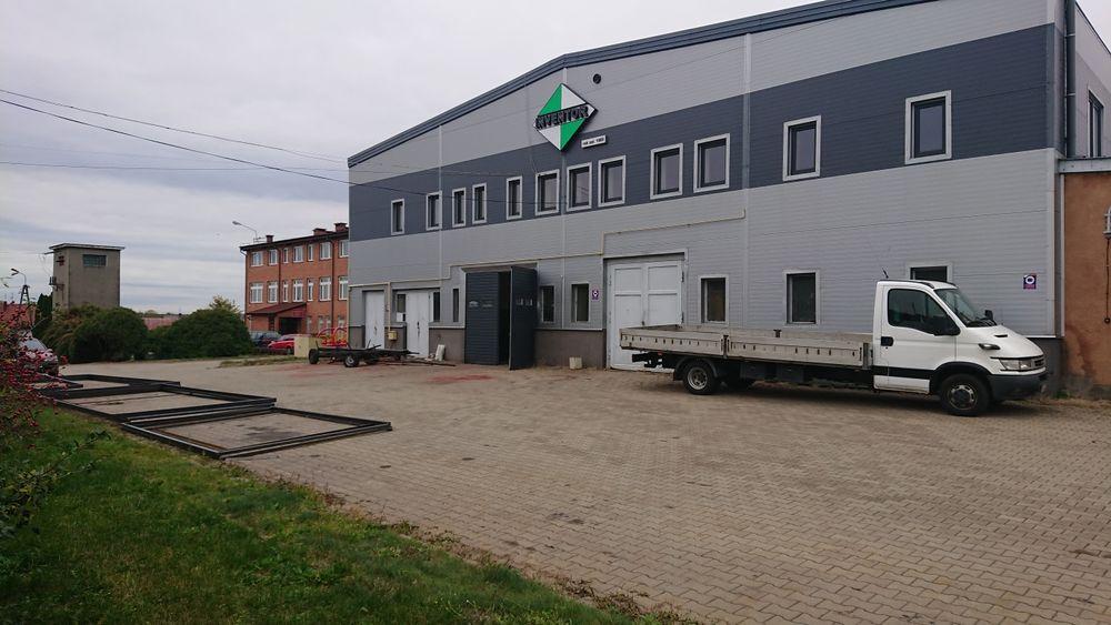 Hala przemysłowa hale magazynowe obiekt produkcyjny nieruchomość Siedlce - image 1