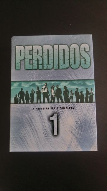 Lost / Perdidos DVD season 1