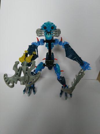 Lego Bionicle Takadox 8916 Kompletny Zestaw Barraki
