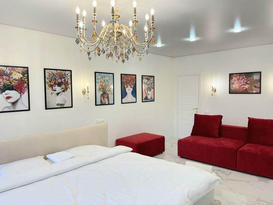 3 bedroom 3 bathroom 150m2, near the river side Obolon residentsic-1