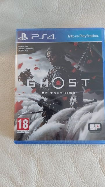Gra PS4 Ghost of Tsushima DUBBING PL