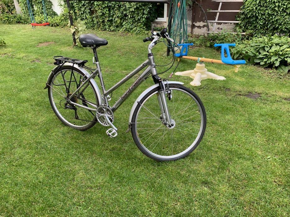 """Rower miejski aluminium shimano 20"""" kolo 28"""" Lubień - image 1"""