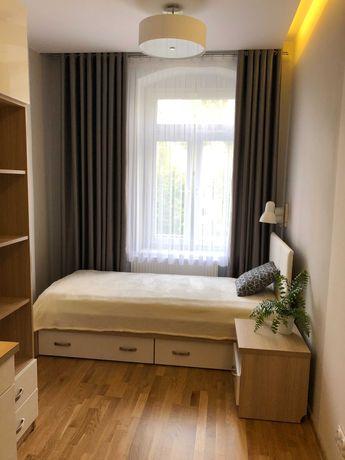 Łóżko do sypialni pojedyncze 90x200, lakierowane robione na zamówienie