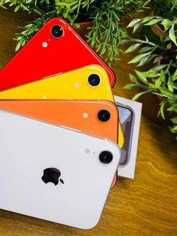 Магазин Apple iPhone XR 64 all colors Neverlock Original Гарантия