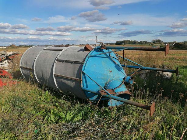 Suszarnia do ziół, kukurydzy, zbóż 4 tony