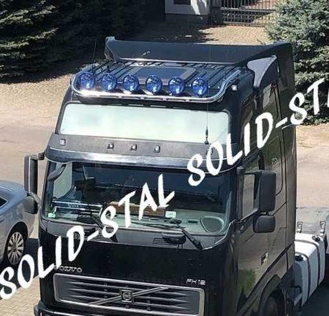 Orurowanie GÓRNE / BELKA NA HALOGENY Volvo FH3 FH4 - FH12 FH13