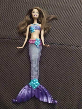 Lalka Barbie syrenka do kąpieli