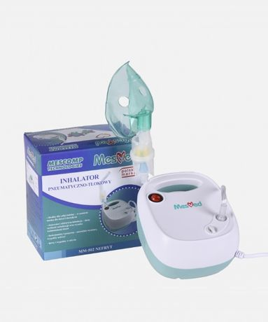 INHALATOR pneumatyczno-tłokowy MesMed MM-503
