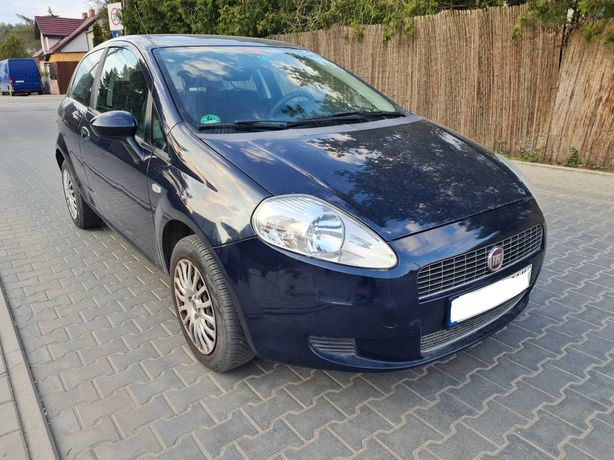 Fiat Grande Punto 2009r 1.2 benzyna 65KM Z Niemiec