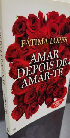 Amar depois de Amar-te de Fátima Lopes