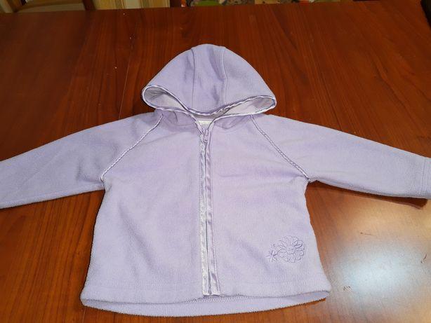 Bluza polarowa, rozmiar 62