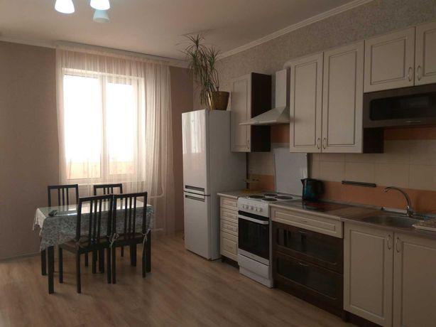 Продам 1но комнатную квартиру с мебелью и техникой