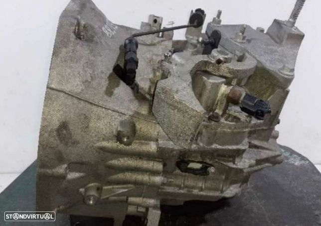 Caixa 6 Velocidades Ford C-Max Mondeo Focus 1.6Tdci 115Cv (Start and stop)