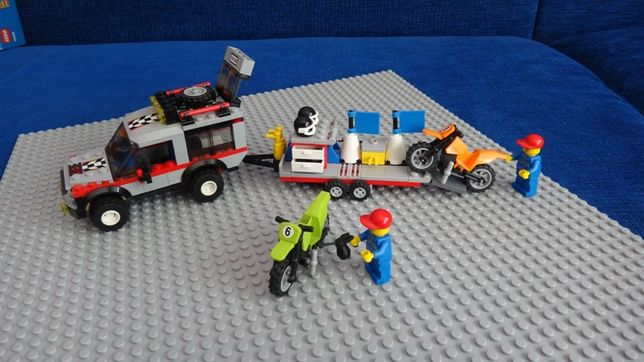 Lego City-Transporter motocykli DIRT BIKE TRANSPORTER 4433