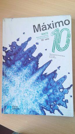 Manual MACS 10º ano + Caderno de atividades
