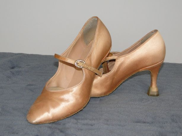 Buty taneczne do Standardu ST