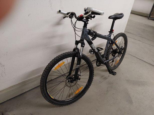 """Bicicleta Berg roda 26"""" Trail Rock 4 muito pouco uso (armazenada)"""