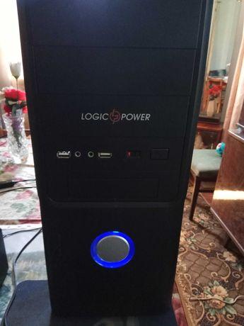 Пк 4ядра i3-4330_3500MHz/8Gb DDR3/1Gb GPU/250Gb/400w