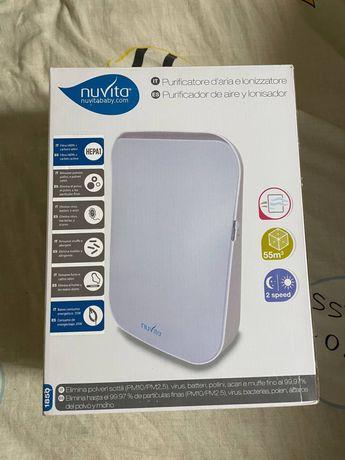продам очиститель воздуха Nuvita с ионизацией NV1850