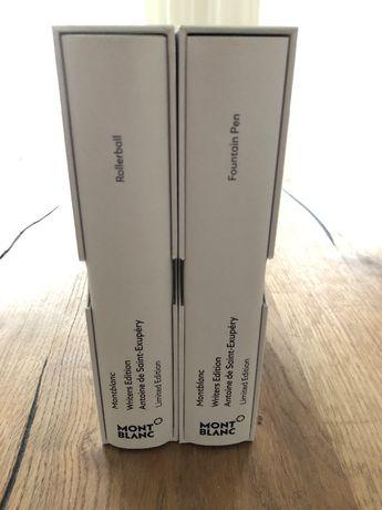 Set de Canetas Montblanc Edição Limitada Antoine de Saint Exupery