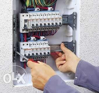 Eletricista/Manutenção.