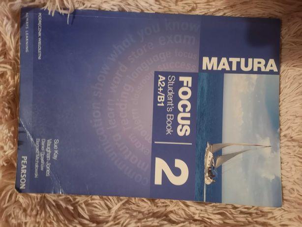 Matura Focus students book 2